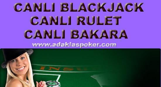 CANLI BLACKJACK