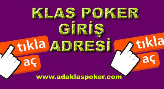 Klas Poker (Klas Casino) Giriş