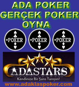 Ada Gerçek Poker