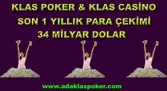 Klas Poker ve Casino