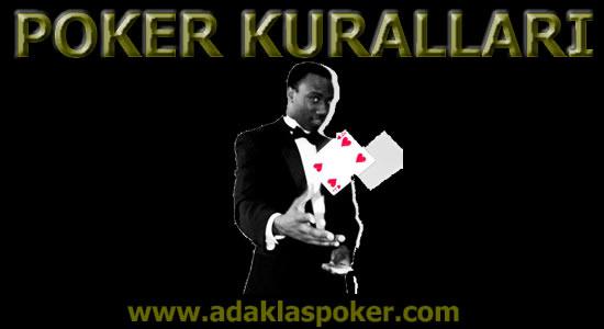 Poker Kuralları