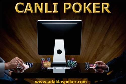 Canlı Poker Siteleri