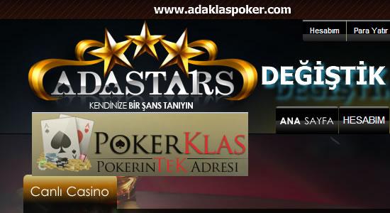 Adastars & Pokerklas Değişti