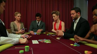 Pokerde Kart Dağıtımı