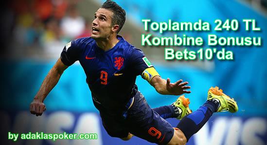 Bets10 Dünya Kupası Bonusu