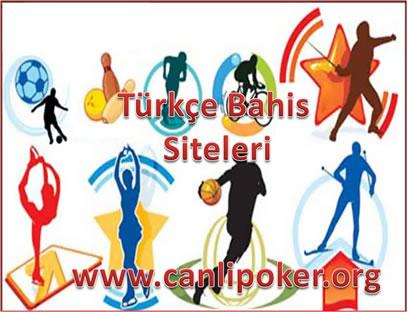 Türkçe Bahis Siteleri