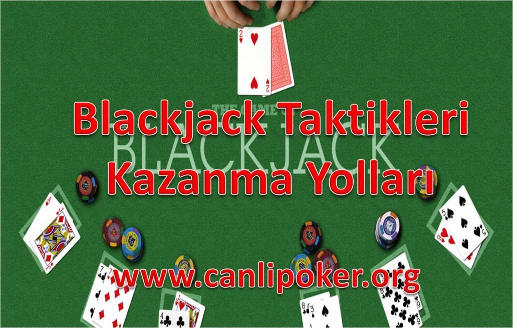 BLACKJACK- TAKTİKLERİ- KAZANMA- STRATEJİLERİ