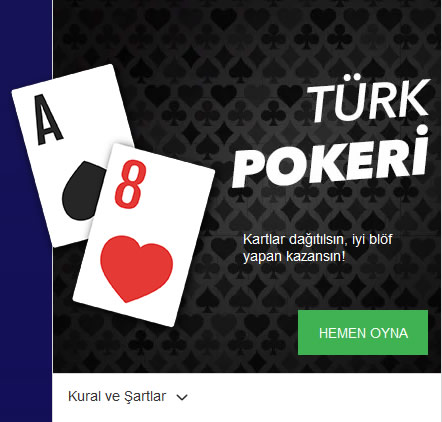 Türk Pokeri Siteleri